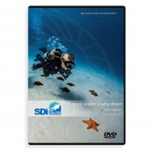 SDI OPEN WATER DIVER DVD